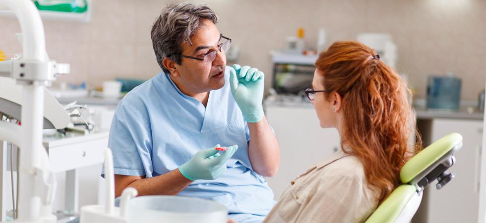 Пломбирование зубов: особенности и виды - фото